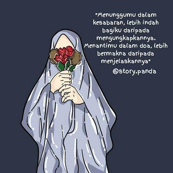 Kumpulan Gambar Kartun Muslimah 37