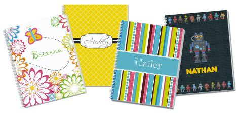 Back to School Supplies | Personalized Lunchboxes | Personalized Journals | Snapfish