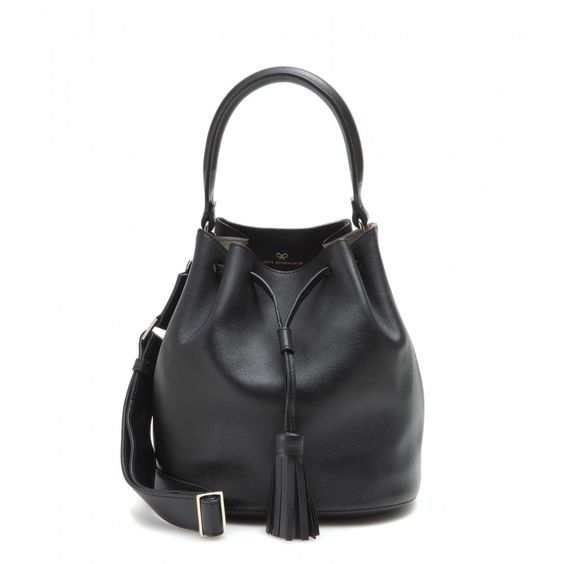 Anya Hindmarch - Vaughan leather bucket bag