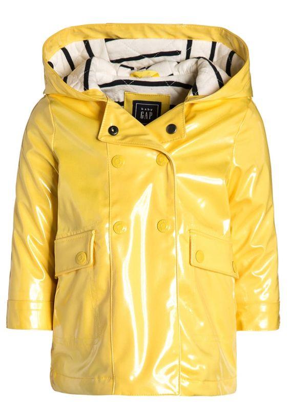 Der Sonnenschein beim Regenwetter. GAP Regenjacke / wasserabweisende Jacke - sun spot für € 39,95 (22.03.16) versandkostenfrei bei Zalando.at bestellen.