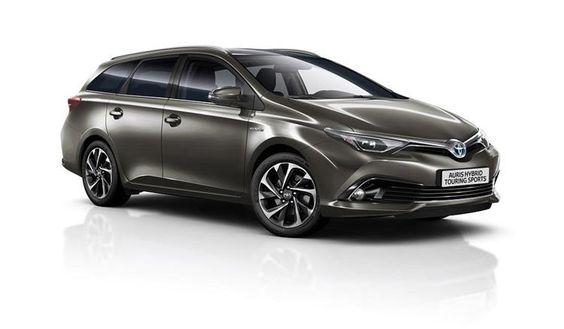 Toyota Auris Hybrid : légère mise à jour printanière