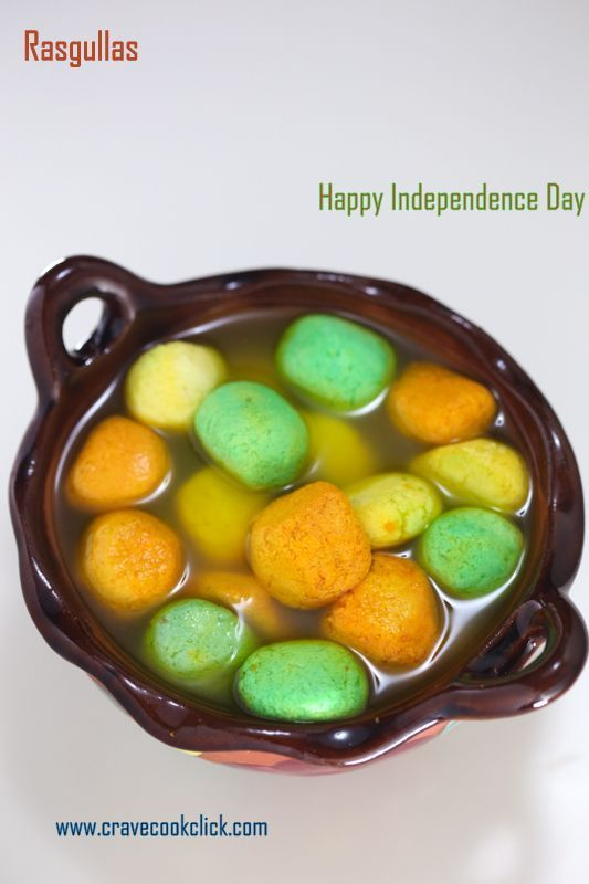 Easy recipes for independence day