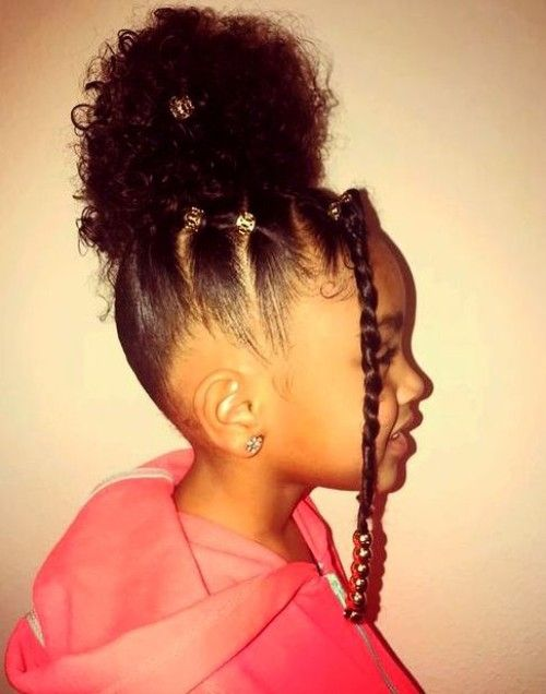 New Natural Hairstyles Hairstyles Haircuts For African American Black Kids Hairstyles Curly Hair Styles Naturally Lil Girl Hairstyles
