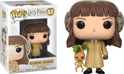 >57 Hermione Granger Herbology Funko Pop