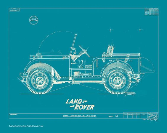 Blueprint centre steer cars pinterest land rovers cars blueprint centre steer cars pinterest land rovers cars and 4x4 malvernweather Choice Image