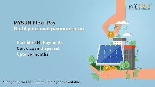 A Plan To Gogreen With A Seamless Payment Procedure Flexi Pay Solar Earth Planet Environment Savings Invest Investment How To Plan Investing Flexi