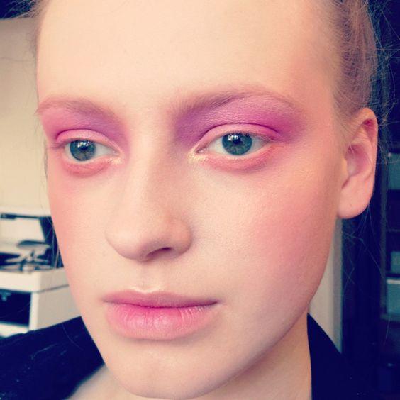 Lottie - makeup artist (lotstar.com) - behind the scenes