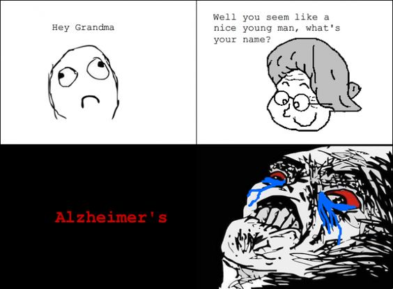 Le Alzheimers Rage