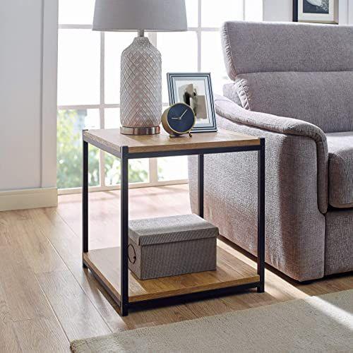 Best Seller Tall Side End Table Caffoz Furniture Designs Brooklyn