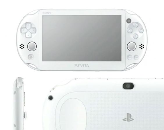 Girls on Games: Sony reveals new PS Vita and PS Vita TV