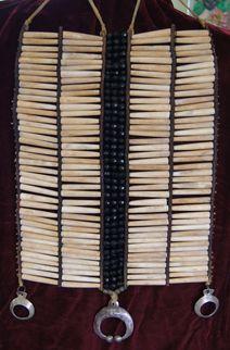 Southern Plains Kiowa/Commanche Breast Plate