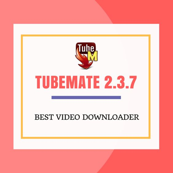 TubeMate YouTube Downloader 237 TubeMate Free Download 2017 - free resume downloader