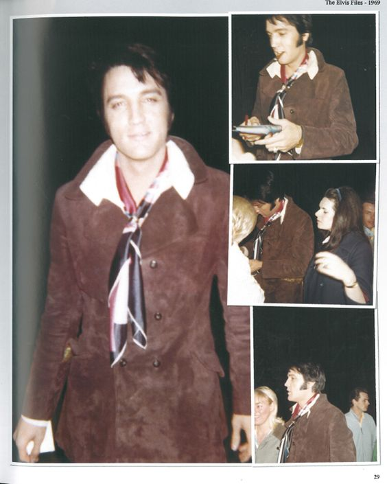 Image result for Elvis Presley March 20, 1969