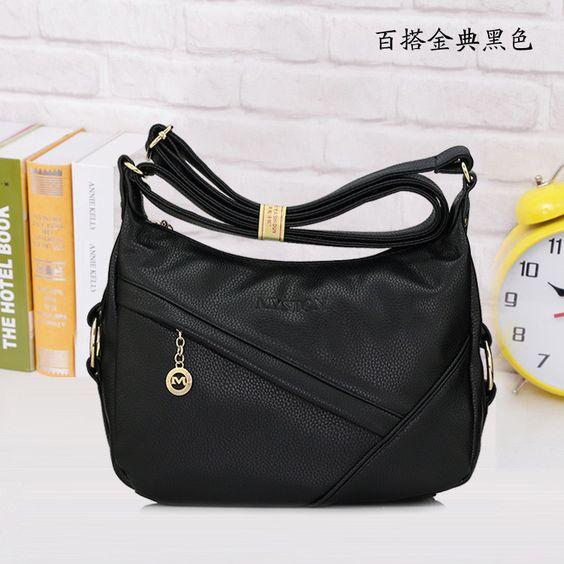 (Buy here: http://appdeal.ru/2pf7 ) New 2016 women handbag women  fashion genuine leather messenger bags portable shoulder bag crossbody bolsas Free shipping -684 for just US $44.80