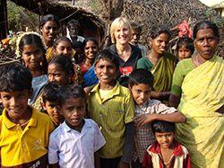 India Global Concern - High School - Chennai Be A HERO
