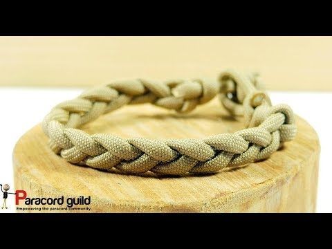 How To Make An Eternity Knot Single Strand Loop And Knot Paracord