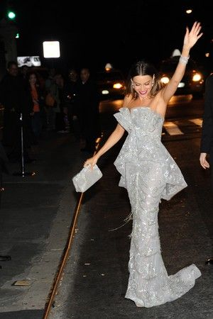 Prada Costume Institute Gala Met Ball Metropolatin Museum of Art Sofia Vergara Marchesa