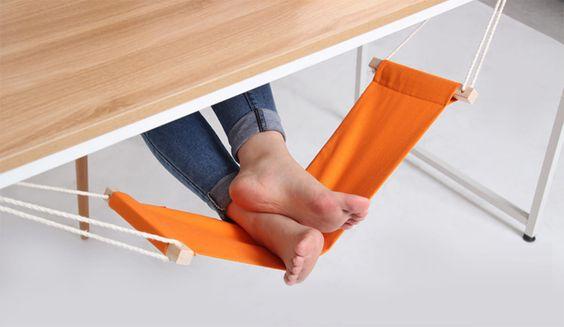Fuut: A rede confortável para descansar os pés: