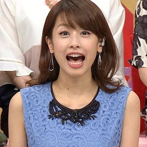 MCをする加藤綾子