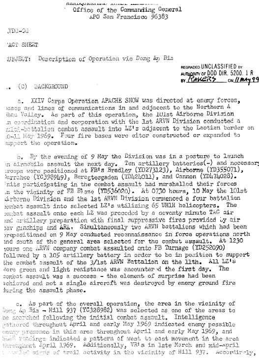 Vietnam War After Action Reports Lessons Learned Documents Battle Assessments Download Vietnam War Lessons Learned North Vietnamese Army