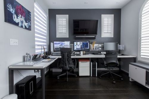 60 Inspired Home Office Design Ideas Home Office Design Home