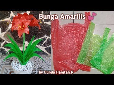 Best Idea From Plastic Bag Ide Kreatif Dari Plastik Kresek