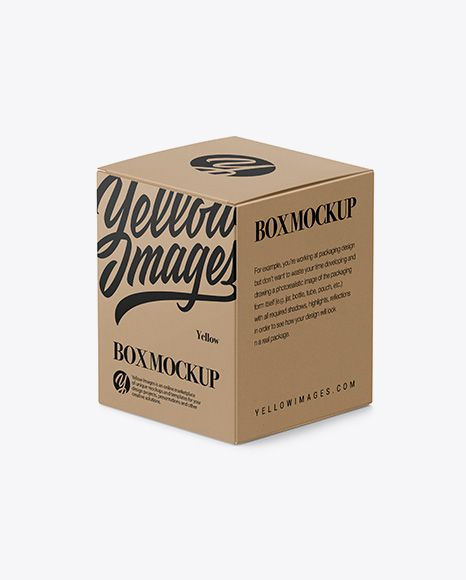 Download Organic Packaging Mockup Yellowimages