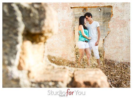 Ensaio pré-casamento Priscila e Maikon