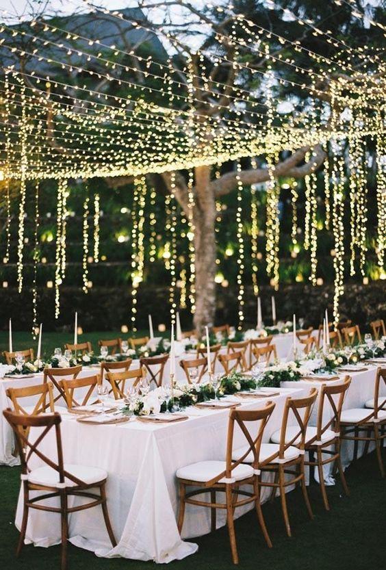 30 Beautiful Decor Ideas For Park Wedding ❤ park wedding light wedding decor Taylor Porter #weddingforward #wedding #bride