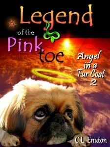 Today's Indie Lights Book Parade guest post is by Cynthia CL Enuton, author of The Fur Angel Series.