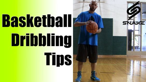 Learn how to dribble a basketball. - superhandles.net