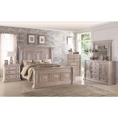 Bedroom Sets Queen Set, Santa Fe Rustic Furniture Collection