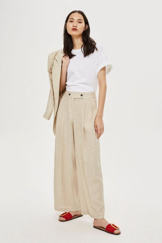 Lightweight Summer Trousers To Wear Instead Of Shorts