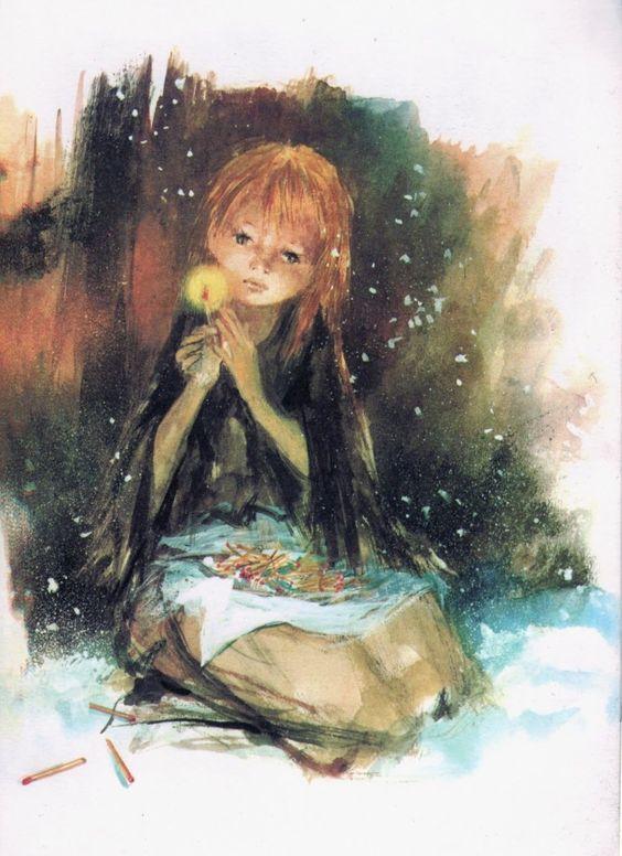 The Little Match Girl – Письмо