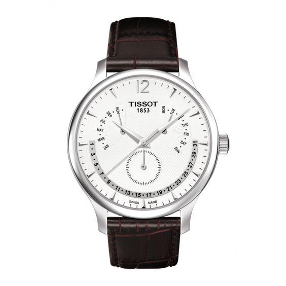 Tissot Tradition Perpetual Calendar Uhren Herren Armbanduhr Damen Schweizer Uhren