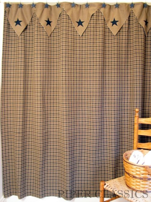 Country Style Curtains Lloyd Company Country Style Curtains Country Primitive Pinterest