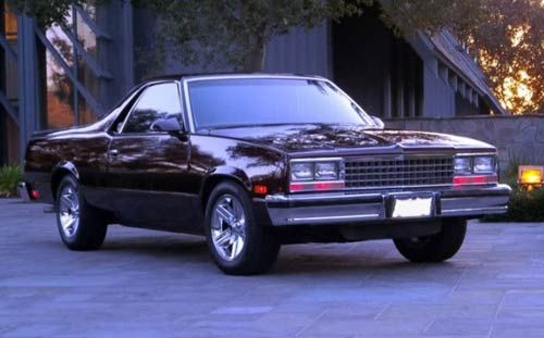 El Camino Timeline Changes From 1959 1987 El Camino Shovelhead Used Cars