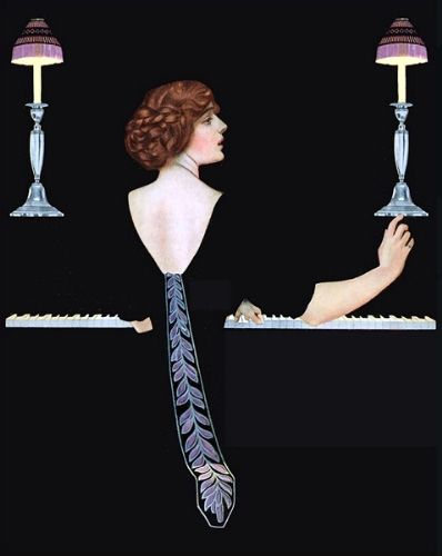 Coles phillips the fadeaway girls