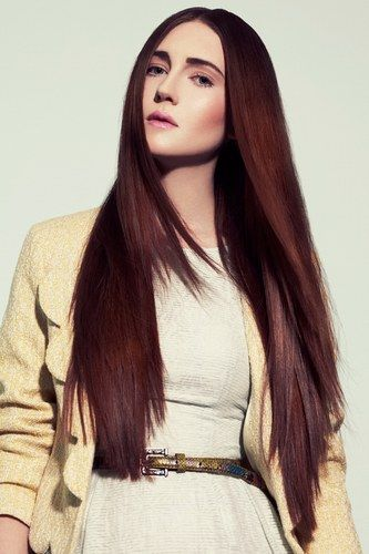 Pasión por lo oscuro: 150 peinados para cabellos castaños - enfemenino.com