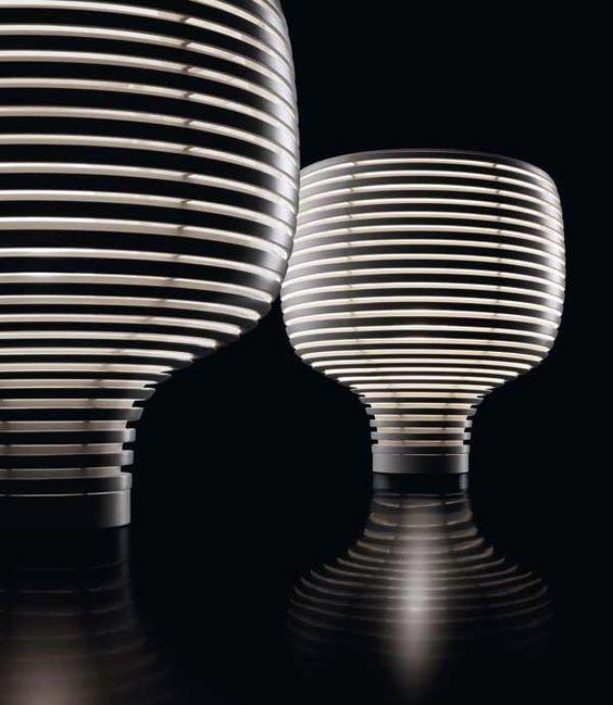 Lámpara Behive de mesa, Werner Aisslinger y Foscarini, 2011.