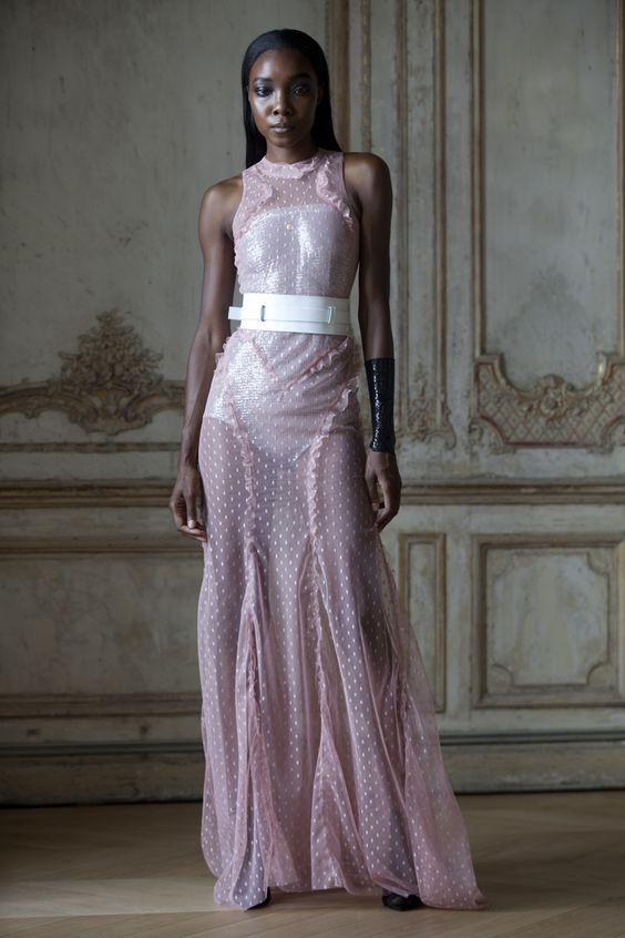 "blackgirls-wearing-ballgowns: "" ""Greta Constantine S/S 2017 "" """