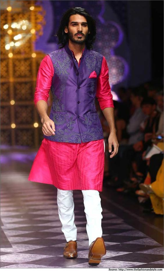 Bright Colour Kurta
