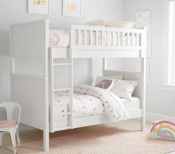 Nyla Pom Pom Quilt In 2020 Childrens Room Girl Girl Room Childrens Room Decor