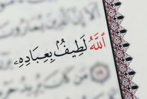 الله لطيف بعباده Islamic Quotes Islam Facts Best Quotes