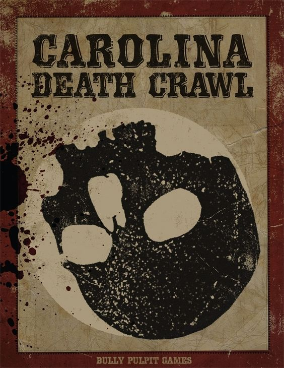 Carolina Death Crawl - Sphärenmeisters Spiele