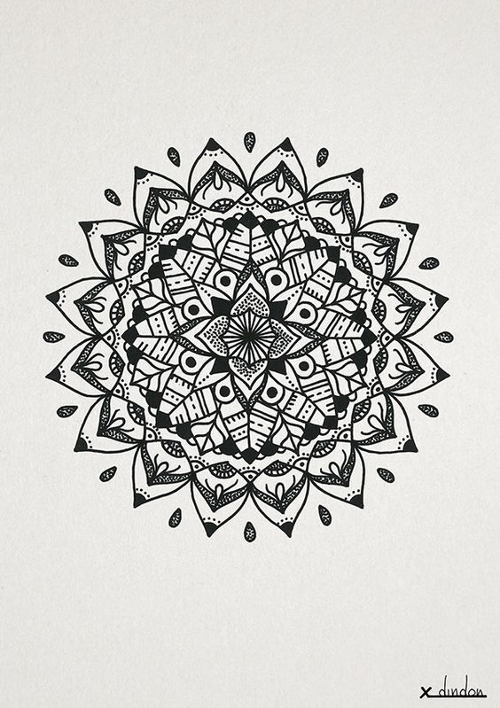 mandalas zendalas on behance maori mandala. Black Bedroom Furniture Sets. Home Design Ideas