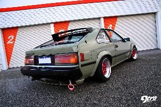 Celica Supra Mk II