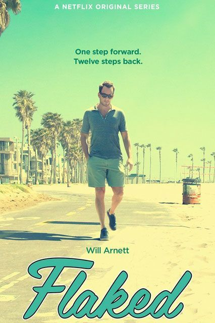 Flaked: Season 1 (2016)Chip (Will Arnett) is a self-help mentor, but seems to need his own guidance most of the time.Available March 11 #refinery29 http://www.refinery29.com/2016/02/103783/netflix-march-2016-new-releases#slide-38: