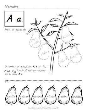 Más de 500 hojas de trabajo de escritura a mano en Español listas para imprimir y divididas en 23 categorías: