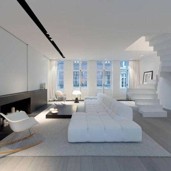 Huiskamer: Ideeën & Inspiratie | Pinterest | Architecture, Classic ...